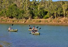 Canoeing Adventure