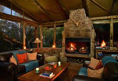 River Camp Luxury Tents