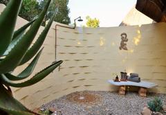 Outdoor Shower Bush Lodge