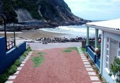 Silver Spray Beach Accommodation