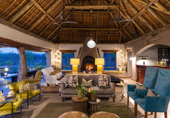 Simbambili Game Lodge