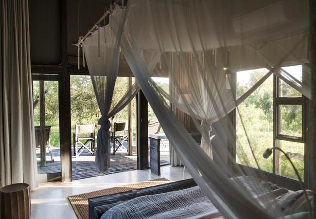 Tented Pool Suite