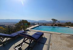 Blue Sky Lodge pool