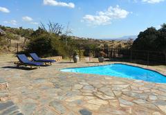 Stonehouse Lodge pool
