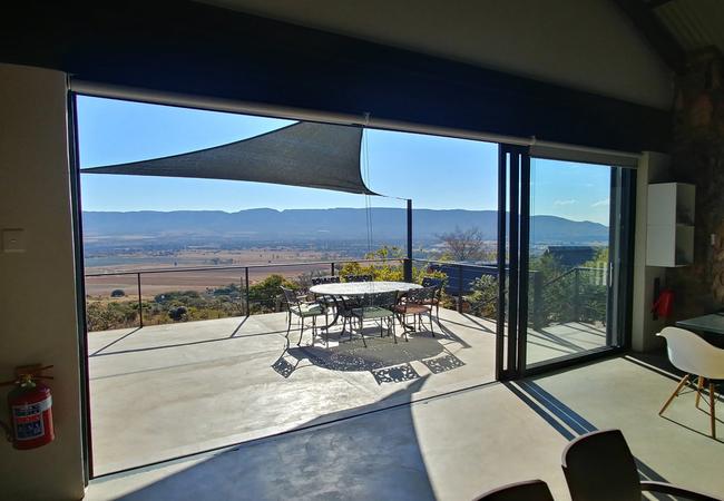 Sunset Lodge patio
