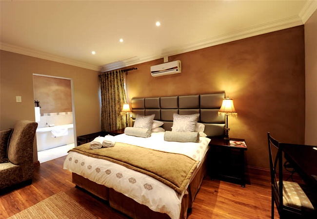 Solo Gracia Guesthouse In Bloemfontein  Free State