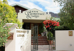 Somerset Lodge Montagu