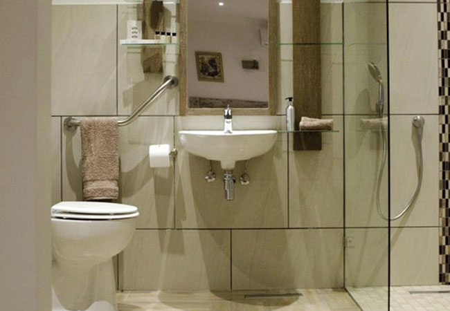 Disable Bathroom