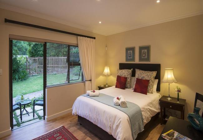 Garden Bed and Breakfast Room