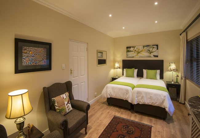 Tree Bed and Breakfast Room