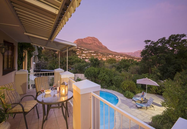 Terrace Self Catering Suite