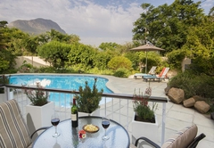 Pool Self Catering Suite