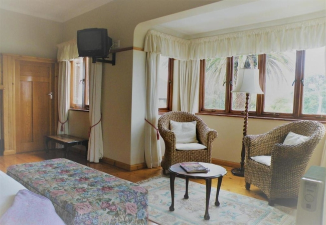 Cowrie Double or Triple Room