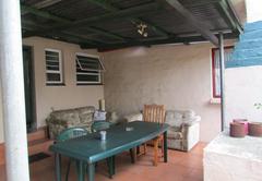 Braai area Main guest house