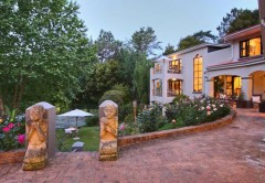 Honeymoon in Constantia
