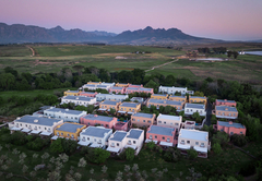 Aerial View - Hotel