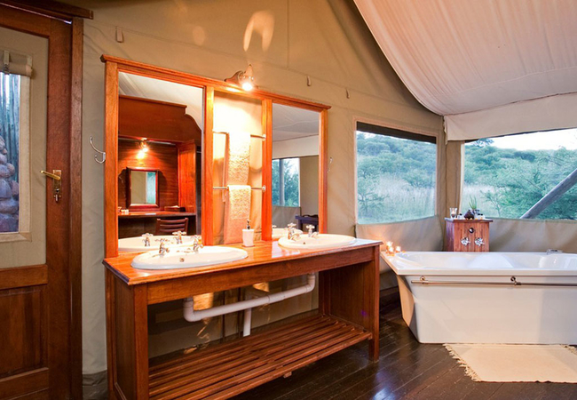 STD TENT BATHROOM
