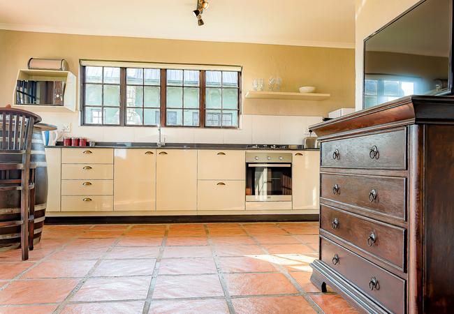 Stone Cottage - Kitchen