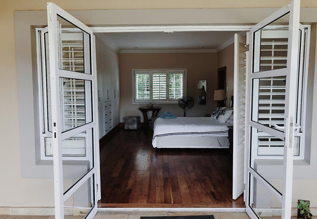 Pool Room - Double Room