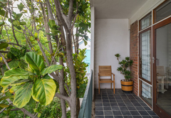 Air-conditioned apartment in central Stellenbosch\'s historic core