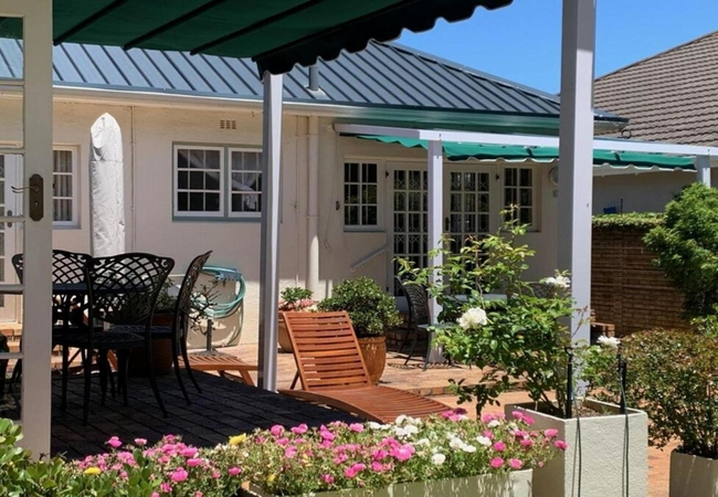 Cottages 1 and 2 Patio\'s