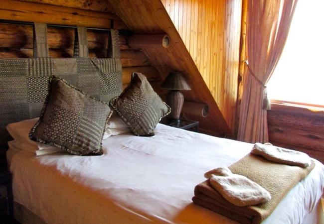Double Storey Cabin (Upmarket)