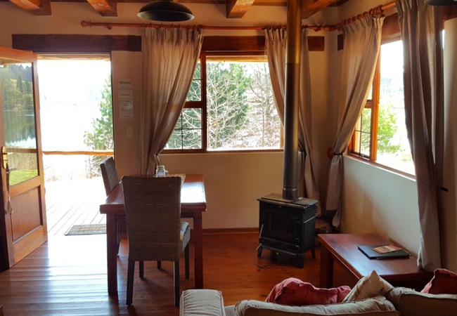 Honeymoon Cabin (Upmarket)