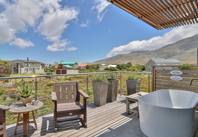 Patio for Boutique rooms
