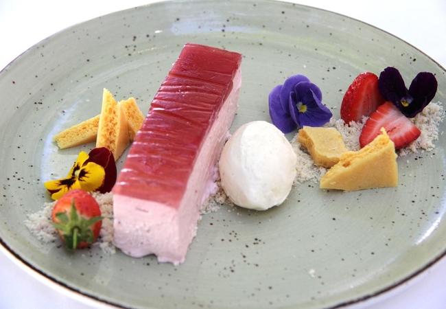 Dining at Stellenbosch Hotel