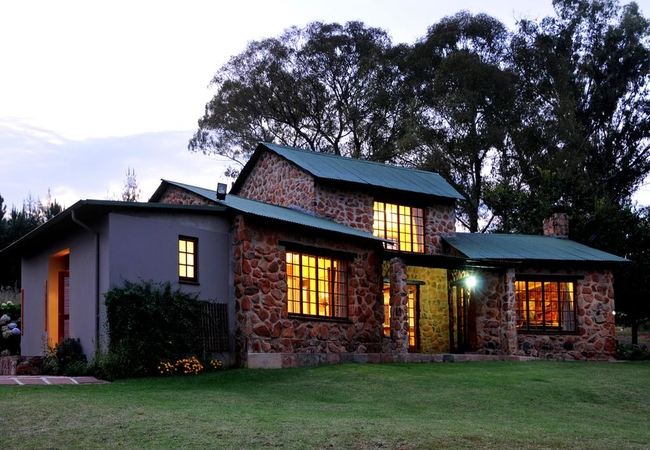 Trout House (Suitable for families)