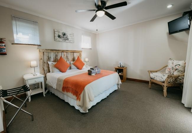 Double Room - Honeybadger