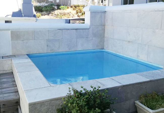 Deluxe Double with Plunge Pool