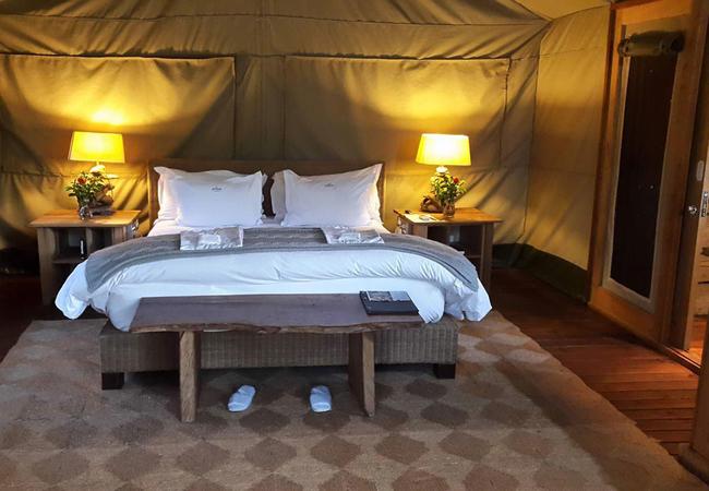 Jackalberry Tented Suite