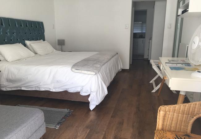 Flat No 1 Garden Studio Unit Downstairs