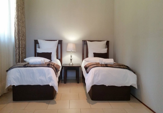 2 Bedroom family unit - 2nd bedroom