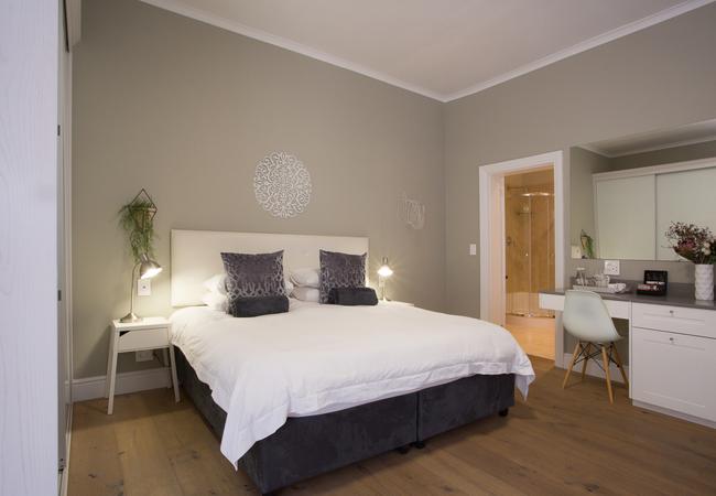 Room 1 - Terrace Double