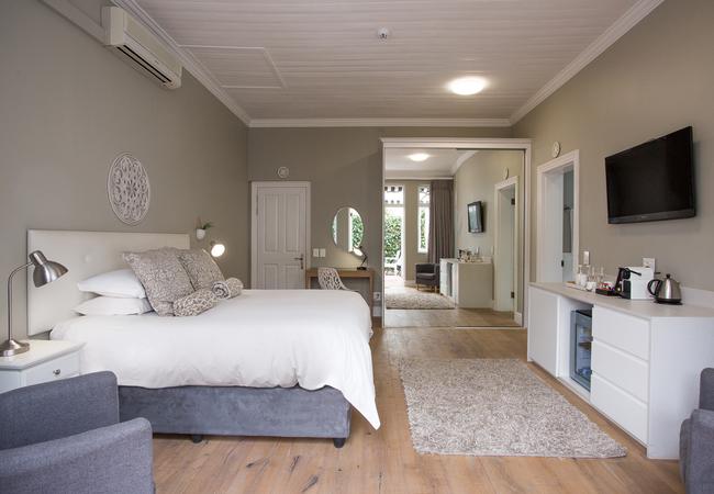 Room 2 - Terrace Twin / Double
