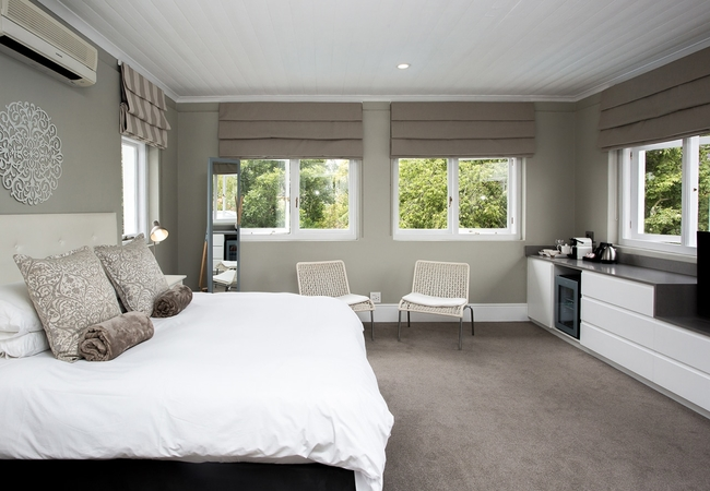 Mountain View Double Room