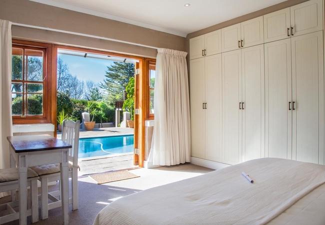 Pool Side Master Suite