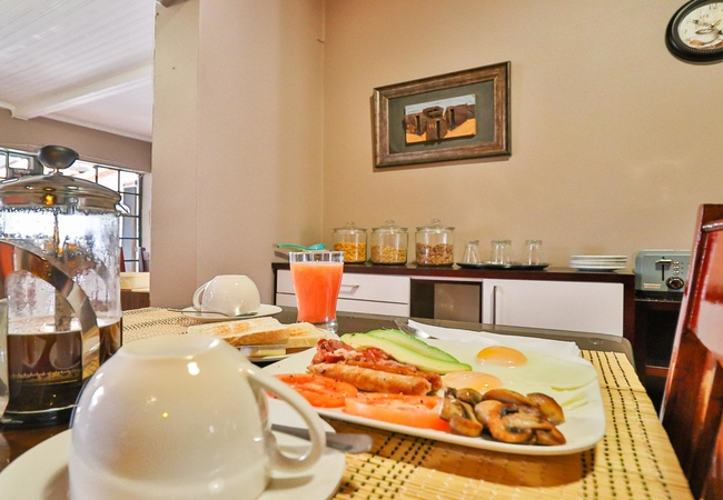 Sunbury Bed and Breakfast
