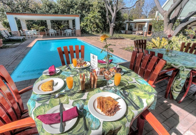 Sunninghill Guest Lodge