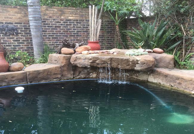 Private Rock Pool