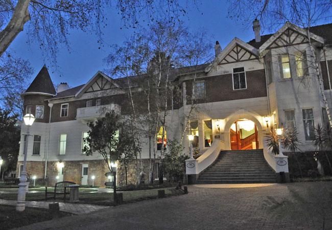Sunnyside Park Hotel In Parktown Gauteng
