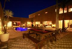 Sunset Game Lodge