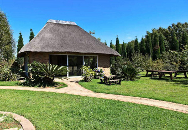 Tamarisk Guest Lodge
