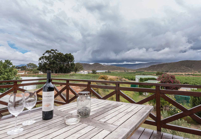 Tanagra Wine and Guest Farm