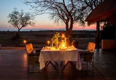 Accommodation in Thornybush