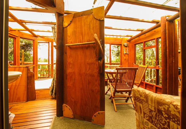 Family Double Treetops Suite