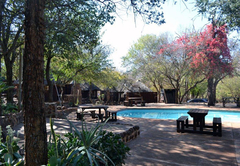 Thaba 'Nkwe Lodge