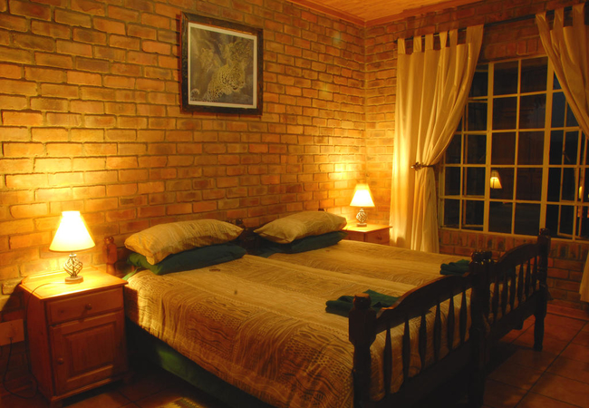 One Bedroom triple chalet